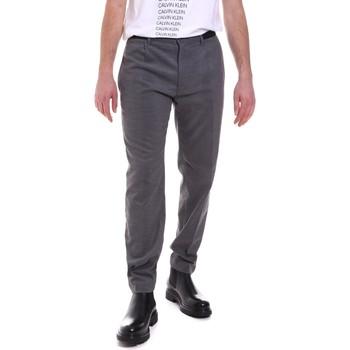 Textil Muži Kalhoty Calvin Klein Jeans K10K105705 Šedá