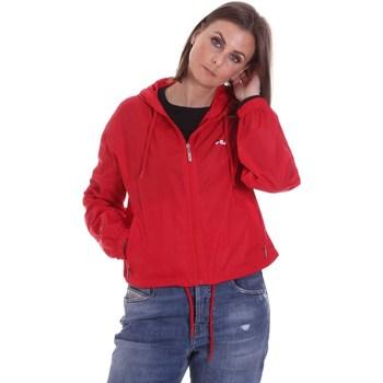 Textil Ženy Bundy Fila 687601 Červené