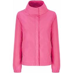 Textil Ženy Bundy Geox W8220N T2415 Růžový