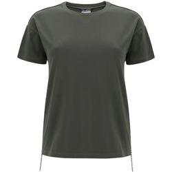 Textil Ženy Trička s krátkým rukávem Freddy F0WSDT5 Zelený