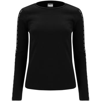 Textil Ženy Trička s dlouhými rukávy Freddy F0WSDT6 Černá
