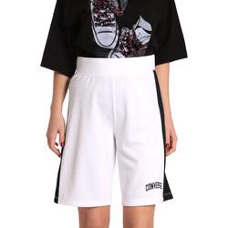 Textil Ženy Kraťasy / Bermudy Converse 10007403 Bílý
