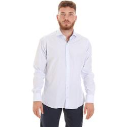 Textil Muži Košile s dlouhymi rukávy Les Copains 20P.922 P3196SL Bílý