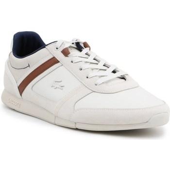 Boty Muži Nízké tenisky Lacoste Menerva Bílé, Béžové