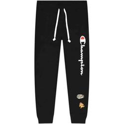 Textil Ženy Kalhoty Champion 216870 Černá