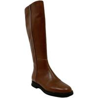 Boty Ženy Kozačky Camper K400302-006 Hnědý