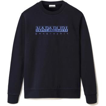 Textil Muži Mikiny Napapijri NP0A4ENF Modrý