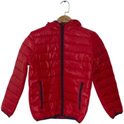 Textil Děti Prošívané bundy Losan 025-2653AL Červené