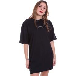 Textil Ženy Trička s krátkým rukávem Dickies DK0A4XCVBLK1 Černá