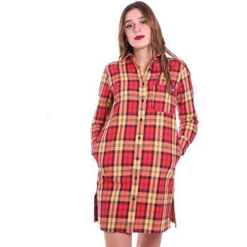 Textil Ženy Košile / Halenky Dickies DK0A4X6GFR01 Červené