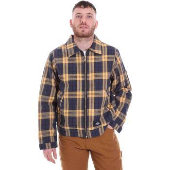 Textil Muži Bundy Dickies DK0A4X6QAF01 Modrý