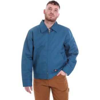 Textil Muži Bundy Dickies DK00TJ15CBL1 Modrý