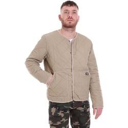 Textil Muži Prošívané bundy Dickies DK0A4X58KHK1 Béžový