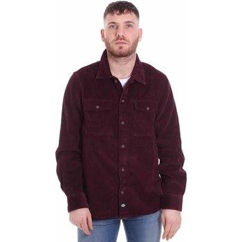 Textil Muži Košile s dlouhymi rukávy Dickies DK0A4X5WMR01 Červené
