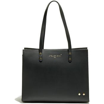 Taška Ženy Velké kabelky / Nákupní tašky Atelier Enai CANDI NOIR