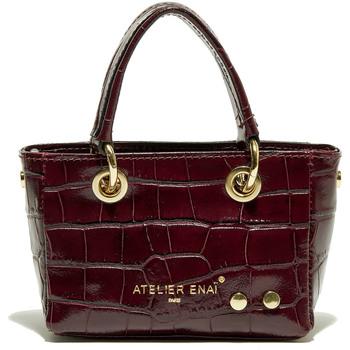 Taška Ženy Velké kabelky / Nákupní tašky Atelier Enai ROSI BORDEAUX