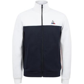 Textil Muži Teplákové bundy Le Coq Sportif Saison 1 Fz Sweat Bílá