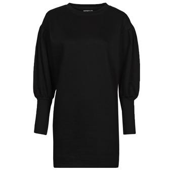 Textil Ženy Krátké šaty Yurban OKAL Černá