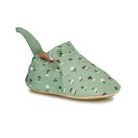 Boty Děti Papuče Easy Peasy BLUBLU Zelená