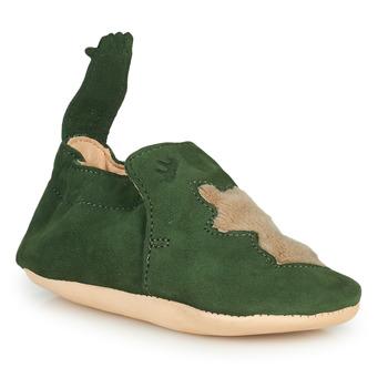 Boty Děti Papuče Easy Peasy BLUMOO RENARD Zelená