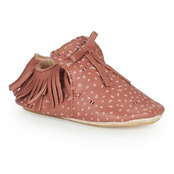 Boty Dívčí Papuče Easy Peasy MEXIBLU Růžová