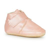 Boty Dívčí Papuče Easy Peasy WINTERBLUE Růžová