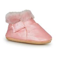 Boty Dívčí Papuče Easy Peasy FOUBLU Růžová