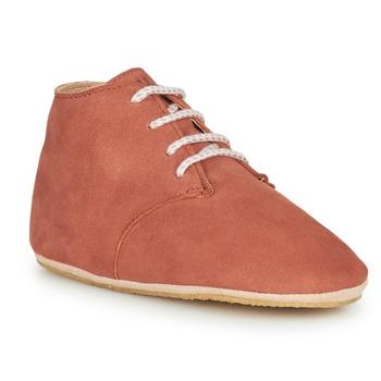 Boty Dívčí Papuče Easy Peasy BLABLU Růžová