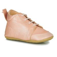 Boty Dívčí Papuče Easy Peasy IGO B Růžová