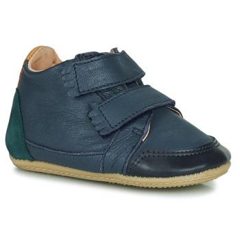 Boty Děti Papuče Easy Peasy IRUN B Modrá