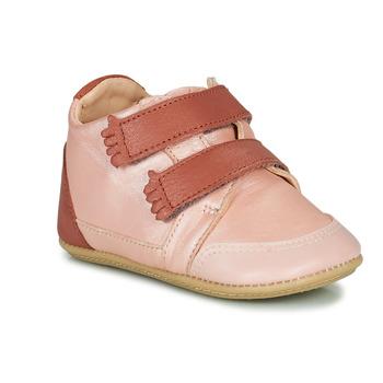 Boty Dívčí Papuče Easy Peasy IRUN B Růžová