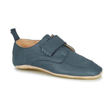 Boty Děti Papuče Easy Peasy SLIBOOTIES Modrá
