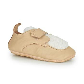 Boty Děti Papuče Easy Peasy SLIBOOTIES Béžová