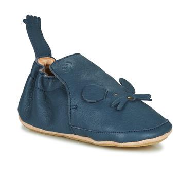 Boty Děti Papuče Easy Peasy BLUBOOTIES MOUSE Modrá