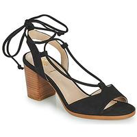 Boty Ženy Sandály San Marina ANANDO/VEL Černá