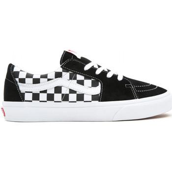 Boty Muži Skejťácké boty Vans Sk8-low Černá