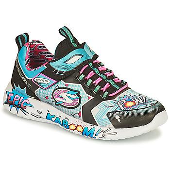 Boty Dívčí Nízké tenisky Skechers DYNAMIGHT/HERO STATUS