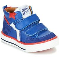 Boty Chlapecké Kotníkové tenisky GBB FLAVIO Modrá