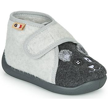 Boty Dívčí Papuče GBB APOCHOU Černá