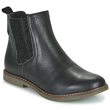 Boty Dívčí Kotníkové boty GBB EVERY Černá
