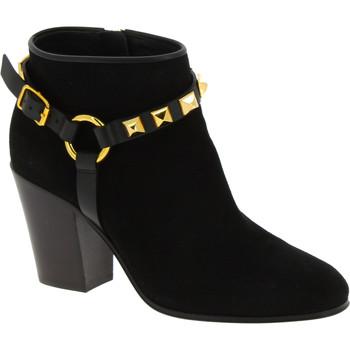 Boty Ženy Kotníkové boty Giuseppe Zanotti I67063 nero