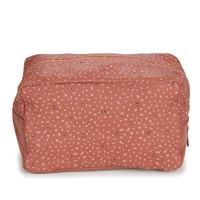 Taška Dívčí Toaletní kufříky Easy Peasy VANITOO Růžová