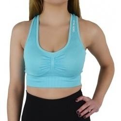 Textil Ženy Sportovní podprsenky Gymhero Miami Cute Bra modrá
