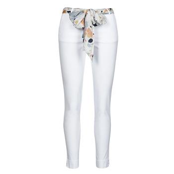 Textil Ženy Kapsáčové kalhoty Betty London OUMA Bílá