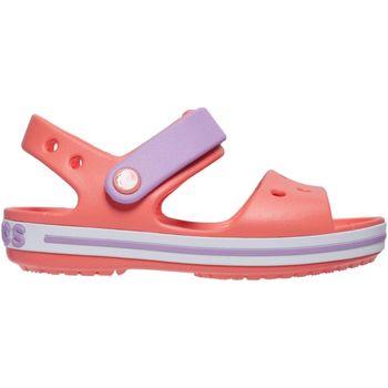 Boty Dívčí Sandály Crocs Crocs™ Crocband Sandal Kids Fresco