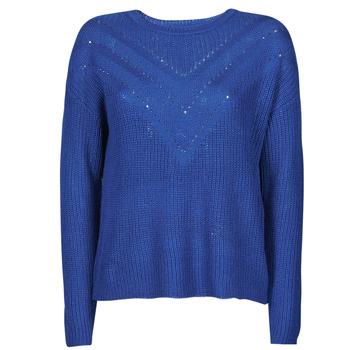 Textil Ženy Svetry Only ONLTRIXIE Modrá