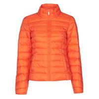 Textil Ženy Prošívané bundy Only ONLNEWTAHOE Oranžová