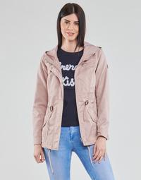 Textil Ženy Parky Only ONLLORCA Růžová