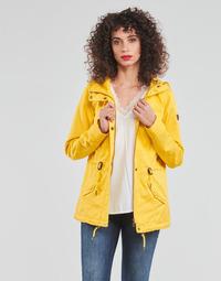 Textil Ženy Parky Only ONLLORCA Žlutá