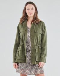 Textil Ženy Saka / Blejzry Only ONLKENYA Khaki